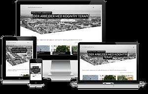 Wordpress Hjemmeside Kognitiv Psykolog Koebenhavn