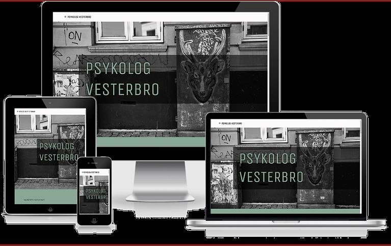Wordpress Hjemmeside Psykolog Vesterbro
