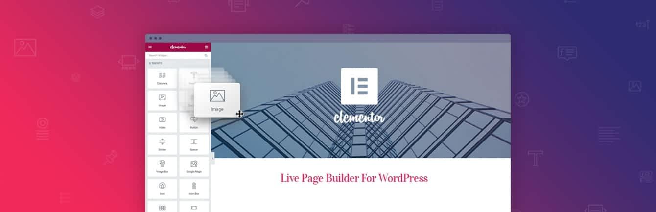Elementor page Builder til WordPress